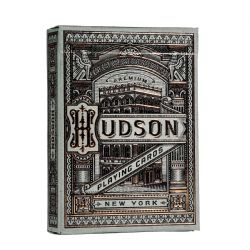 POKER SIZE PLAYING CARDS -  BICYCLE - HUDSON