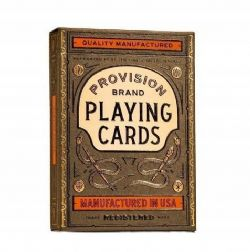POKER SIZE PLAYING CARDS -  BICYCLE - PROVISION