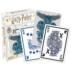 POKER SIZE PLAYING CARDS -  HARRY POTTER RAVENCLAW