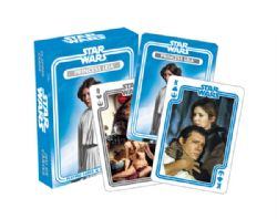 POKER SIZE PLAYING CARDS -  PRINCESS LEIA -  STAR WARS