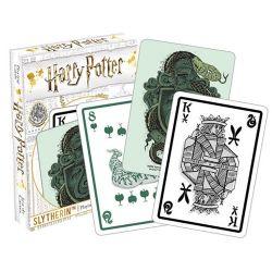 POKER SIZE PLAYING CARDS -  SLYTHERIN -  HARRY POTTER