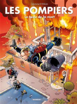 POMPIERS, LES -  LE SEAU DE LA MORT 19