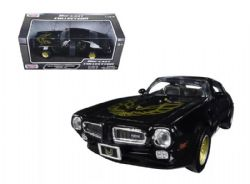 PONTIAC -  FIREBIRD TRANS AM 1973 1/24 - BLACK