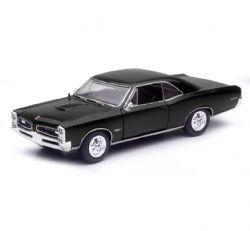 PONTIAC -  GTO 1966 1/25 - BLACK