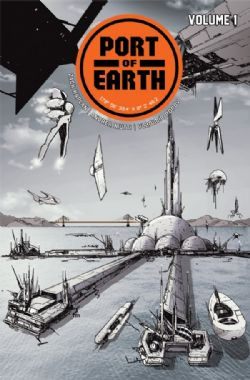 PORT OF EARTH -  USED BOOKS - BUNDLE TOMES 1 TO 3 (ENGLISH)