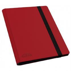 PORTFOLIO -  FLEXXFOLIO XENOSKIN BINDER (HOLDS 360 CARDS) (RED)