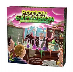 POTION EXPLOSION -  2ND EDITION (ENGLISH)