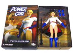 POWER GIRL -  DELUXE COLLECTOR FIGURE (13