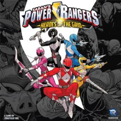 POWER RANGERS : HEROES OF THE GRID -  BASE GAME (ENGLISH)