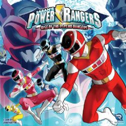 POWER RANGERS : HEROES OF THE GRID -  RISE OF THE PSYCHO RANGERS (ENGLISH)