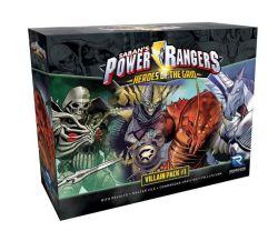 POWER RANGERS : HEROES OF THE GRID -  VILLAIN PACK #1