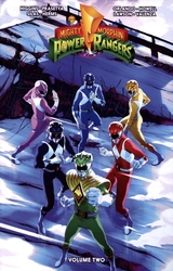 POWER RANGERS -  POWER RANGERS TP -  MIGHTY MORPHIN 02