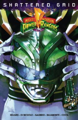 POWER RANGERS -  SHATTERED GRID TP -  MIGHTY MORPHIN POWER RANGERS