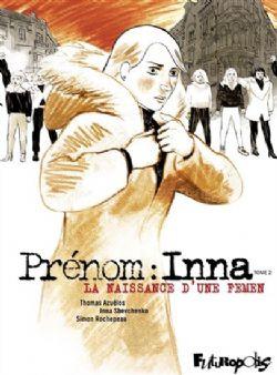 PRÉNOM: INNA -  LA NAISSANCE D'UNE FEMEN 02
