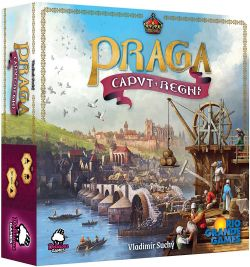 PRAGA CAPUT REGNI (ENGLISH)