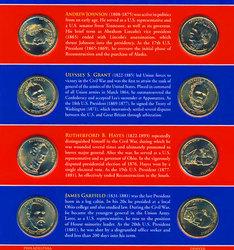 PRESIDENTIAL DOLLARS -  2011