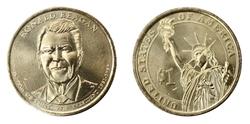 PRESIDENTIAL DOLLARS -  RONALD REAGAN (1981-1989)