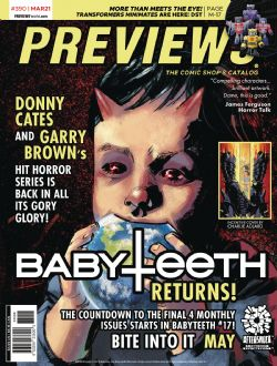 PREVIEWS -  MARCH 2021 390