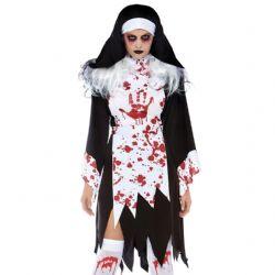 PRIESTS AND NUNS -  KILLER NUN COSTUME (ADULT)