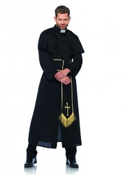 PRIESTS AND NUNS -  PRIEST COSTUME (ADULT)