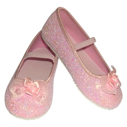 PRINCESS -  PINK PRINCESS BALLET SLIPPERS (CHILD)