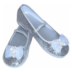 PRINCESS -  SYLVER PRINCESS BALLET SLIPPERS (CHILD)