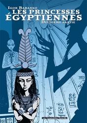 PRINCESSES EGYPTIENNES, LES -  COFFRET (TOME 01-02) 1