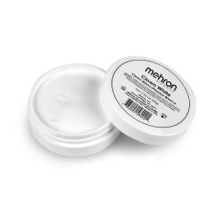 PROFESSIONNAL CREAM MAKEUP -  CLOWN WHITE - 2.25OZ / 65G