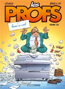 PROFS, LES -  HEURE DE COOL 23