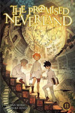 PROMISED NEVERLAND, THE -  (ENGLISH V.) 13