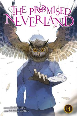 PROMISED NEVERLAND, THE -  (ENGLISH V.) 14