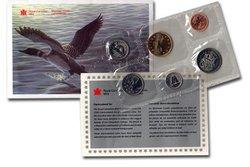 PROOF-LIKE SETS -  1996 UNCIRCULATED PROOF-LIKE SET -  1996 CANADIAN COINS 44