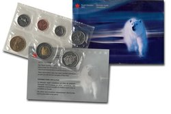 PROOF-LIKE SETS -  1999 UNCIRCULATED PROOF-LIKE SET -  1999 CANADIAN COINS 48