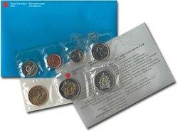 PROOF-LIKE SETS -  1999 UNCIRCULATED PROOF-LIKE SET - NUNAVUT -  1999 CANADIAN COINS 49