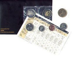 PROOF-LIKE SETS -  2006 UNCIRCULATED PROOF-LIKE SET - DOUBLE DATE -  2006 CANADIAN COINS 60