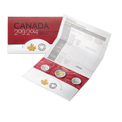 PROOF-LIKE SETS -  2013-2014 UNCIRCULATED PROOF-LIKE SET (SPECIAL EDITION) -  2013-2014 CANADIAN COINS 78