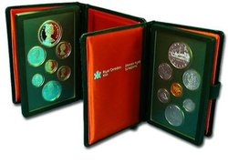 PROOF SETS -  150TH ANNIVERSARY OF THE INCORPORATION OF THE CITY OF TORONTO IN 1834 -  1984 CANADIAN COINS 14