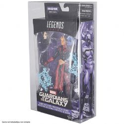 PROTECTOR BOX -  CLEAR PLASTIC PROTECTORS FOR MARVEL LEGENDS AND DC MUTLIVERSE FIGURE BOX