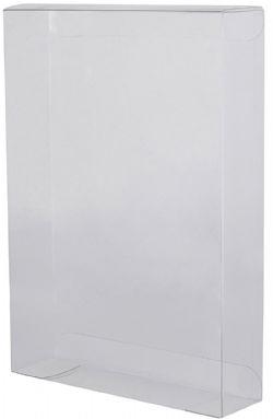 PROTECTOR BOX -  CLEAR PLASTIC PROTECTORS FOR SEGA GENESIS BOX
