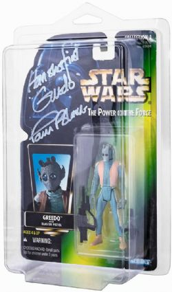 PROTECTOR BOX -  STAR WARS AND GI-JOE 3.75 INCH ACTION FIGURES - COLLECTIBLES BLISTERS FOR STORAGE AND DISPLAY