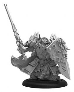 PROTECTORATE OF MENOTH -  EXEMPLAR CINERATOR OFFICER COMMAND ATTACHEMENT -  WARMACHINE