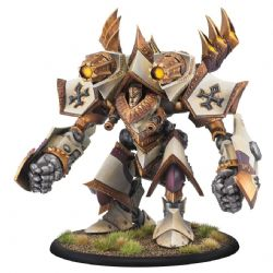 PROTECTORATE OF MENOTH -  JUDICATOR/REVELATOR - COLOSSAL WARJACK -  WARMACHINE