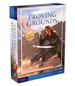 PROVING GROUNDS (ENGLISH)