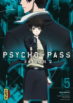 PSYCHO-PASS -  (FRENCH V.) -  PSYCHO-PASS SAISON 2 05