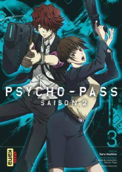 PSYCHO-PASS -  PSYCHO-PASS SAISON 2 03
