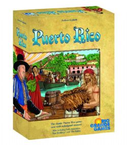 PUERTO RICO -  DELUXE EDITION (ENGLISH)