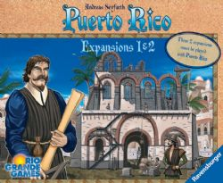 PUERTO RICO -  EXPANSION 1 & 2 (ENGLISH)