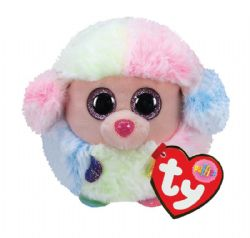 PUFFIES -  RAINBOW THE POODLE (4