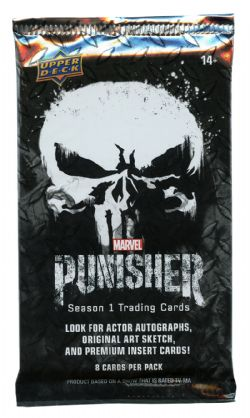 PUNISHER -  THE PUNISHER SEASON 1 TRADING CARDS