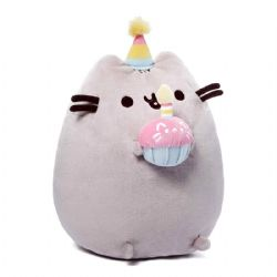 PUSHEEN -  BIRTHDAY PLUSH (10.5